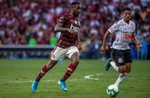 Crédito: Reprodução/ Página Oficial Clube de Regatas Flamengo (Facebook) - Paula Reis / Marcelo Cortes