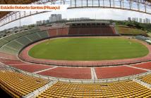 Estádio Roberto Santos (Pituaçu) / Governo da Bahia/Reprodução da Agência Brasil