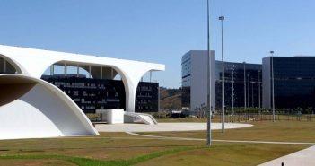 Cidade Administrativa Presidente Tancredo Neves.  Data: 13/07/2010 Crédito: Gil Leonardi/Secom MG