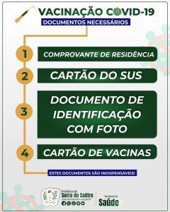 vacina serra